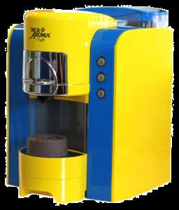 Капсульная кофеварка NERO AROMA MO-EL 735
