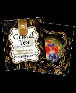 Cristal Tea-Брызги шампанского